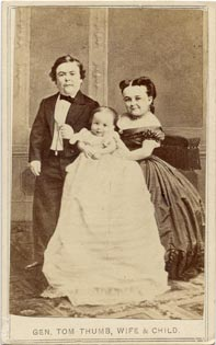 Jack And Beverly S Photographs Of Tom Thumb And His Circle