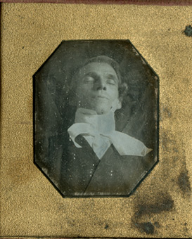 Memento Mori Jack And Beverly S Cased Daguerreotype And