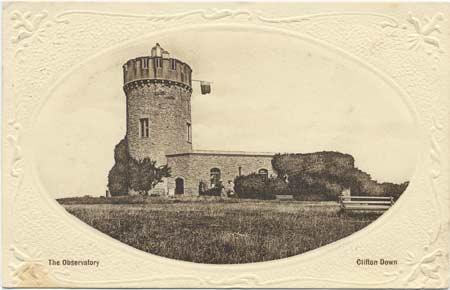 Clifton Observatory Bristol Camera Obscura